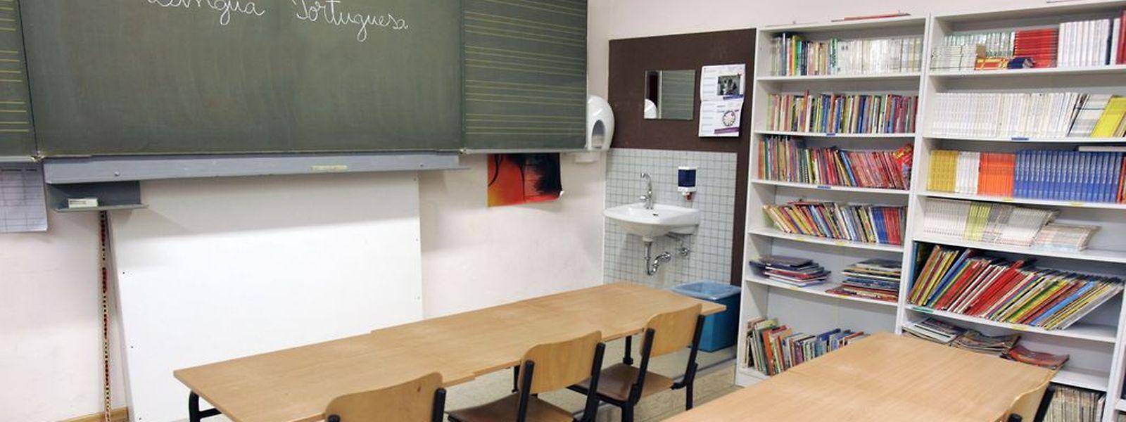 """A extinção dos cursos de português em Esch-sur-Alzette pode representar """"a machada final"""" no ensino integrado no país"""