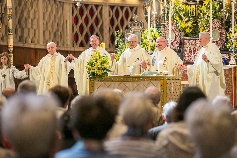 Messe für die ACFL und die KMA