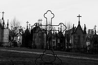 Cemitério de Agramonte foi aberto em 1855.