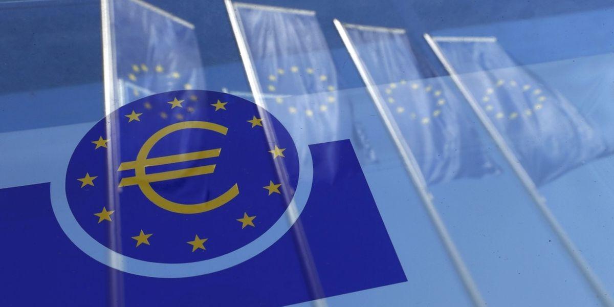 La BCE a laissé son principal taux directeur à zéro