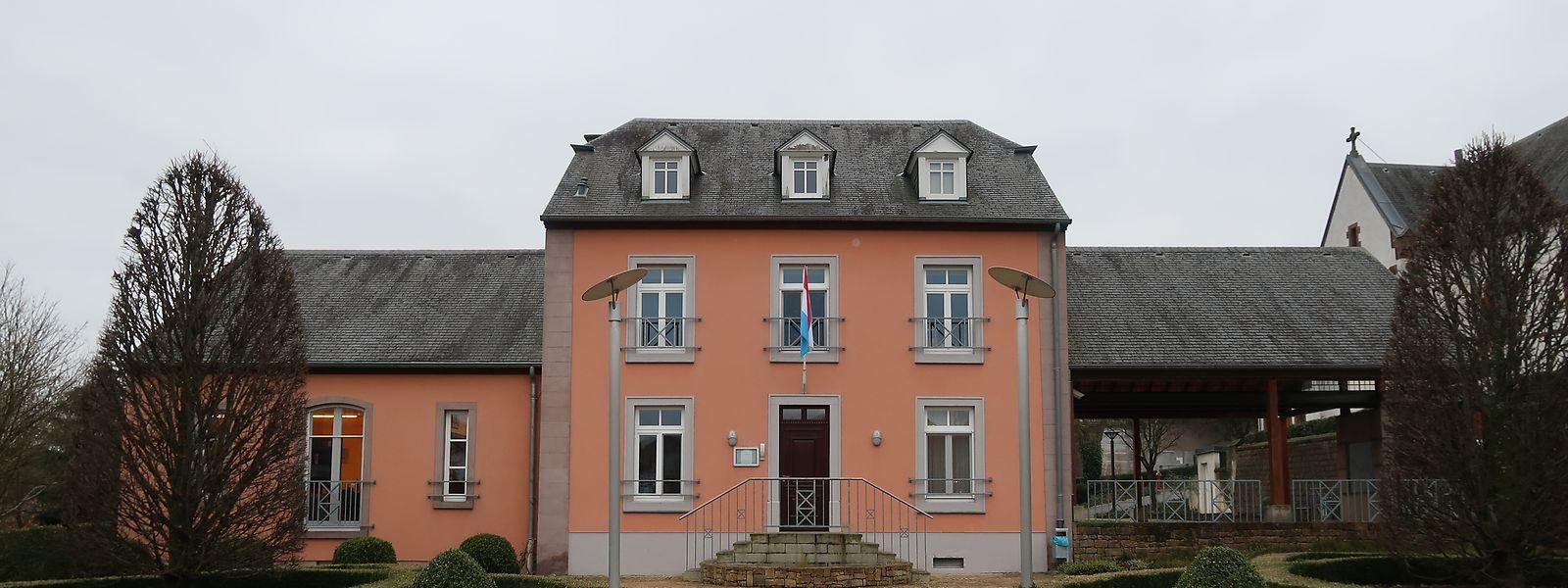 Dem Gemeindehaus in Vichten stehen turbulente Zeiten bevor.