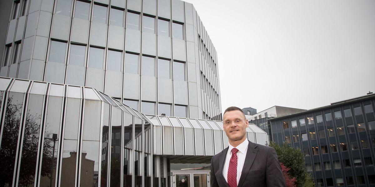 L'ambassade numérique de l'Estonie, première mondiale, est une vitrine du savoir-faire luxembourgeois, se félicite le directeur du Centre des technologies de l'information de l'Etat, Gilles Feith.