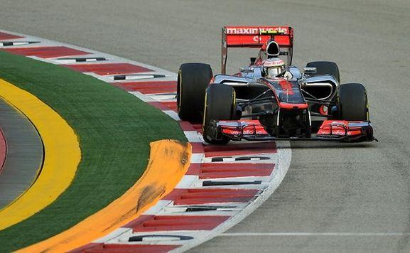 Lewis Hamilton a signé sa cinquième pole de la saison.