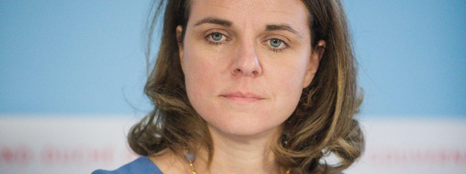 Corinne Cahen steht wegen einer E-Mail an den hauptstädtischen Geschäftsverband UCVL und ihrer Airbnb-Wohnung in der Kritik.