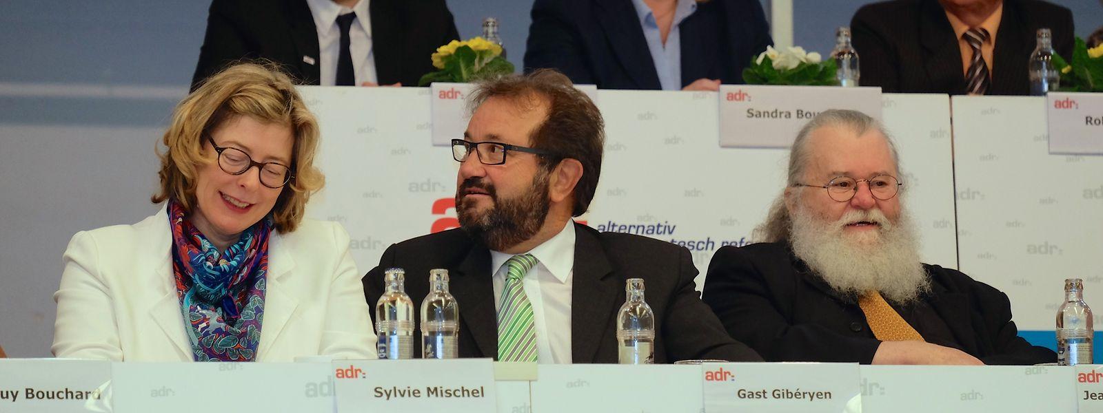 L'élue a dû quitter toutes ses fonctions en décembre pour mettre un terme à la polémique autour de sa critique de l'accueil de réfugiés au Luxembourg.