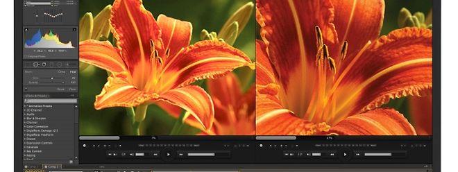 Der BDM3275UP von Philips bietet reichlich Platz auf dem Bildschirm für viele Programmfenster oder hochauflösendes Videomaterial.