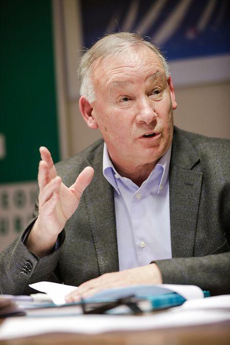 Nico Hoffmann, Präsident der Verbraucherschutzorganisation ULC