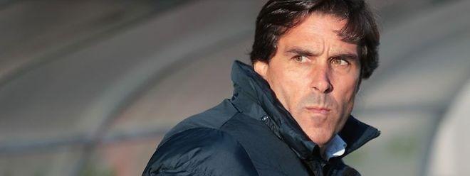 O treinador do Chaves quer vencer o Benfica.