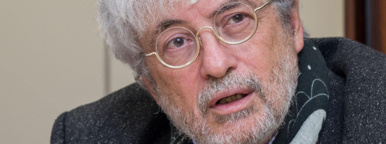 Gilbert Pregno est psychologue et président de la commission consultative des droits de l'homme.