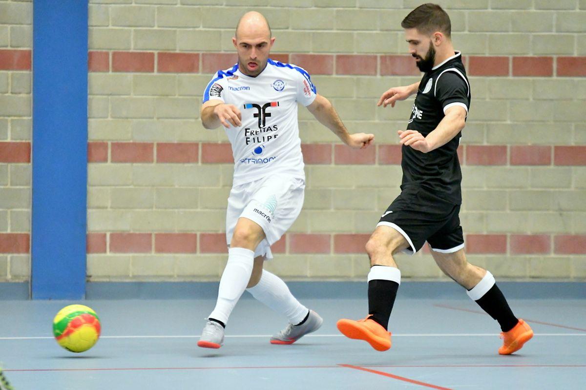 Abilio Costa et l'US Esch ambitionnent encore de décrocher leur place pour les play-offs.