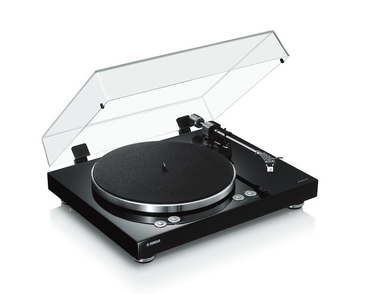 """""""Musiccast Vinyl 500"""" von Yamaha, Preis rund 600 Euro"""