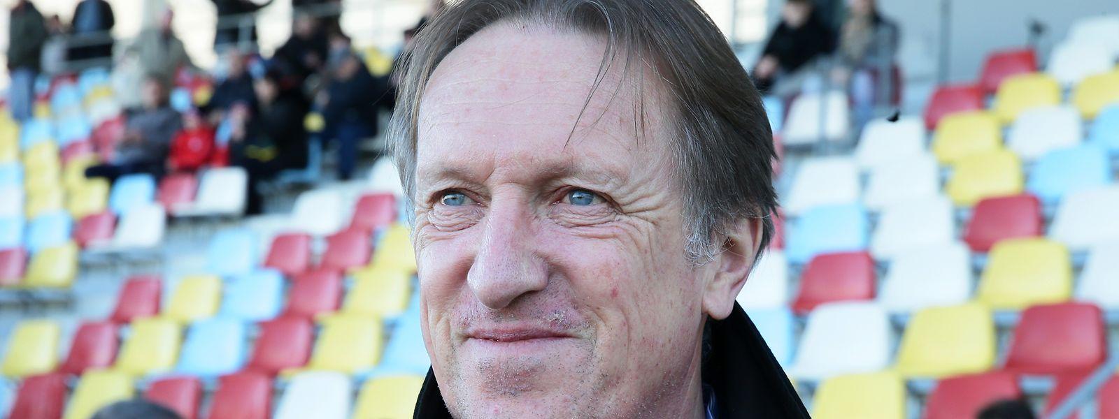 Romain Schumacher bleibt dem Vorstand weiter treu.