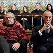 Jean Claude Juncker e Marcelo Rebelo de Sousa