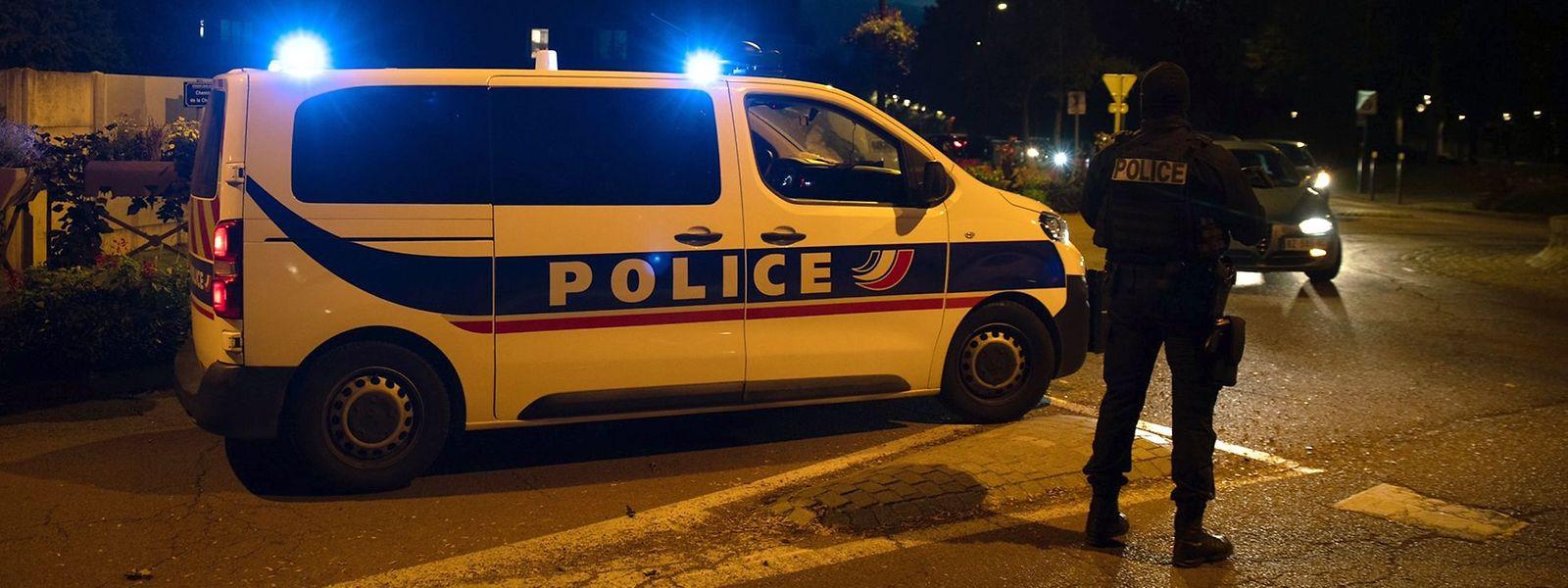 Der Angreifer wurde in Eragny erschossen.
