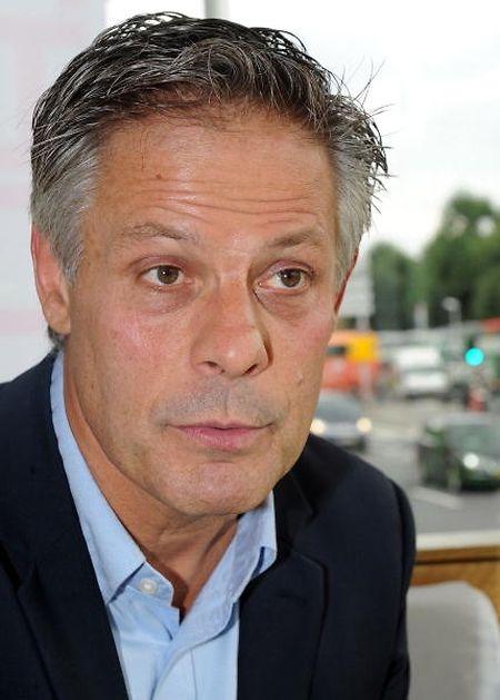 Jo Kox, président du Fonds culturel national, Luxembourg.