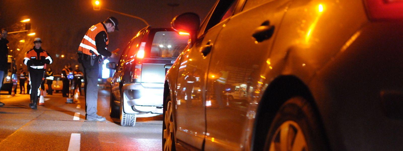 Drei Autofahrern wurde in der Nacht zum Donnerstag der Führerschein entzogen.