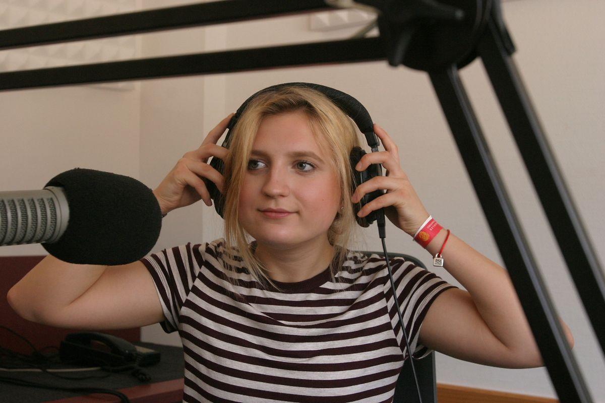 Nikol Olenskaia: «A Radio Ara, ils me donnent toujours la liberté de mettre en œuvre mes projets en m'aidant à les réaliser».