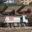 Fotos Bauschuttdeponie Strassen (d�charge de d�chets de construction), Strassen, le 03 Septembre 2015. Photo: Chris Karaba