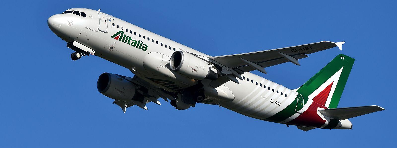 Der italienische Staat will die Oberhand bei Alitalia behalten.