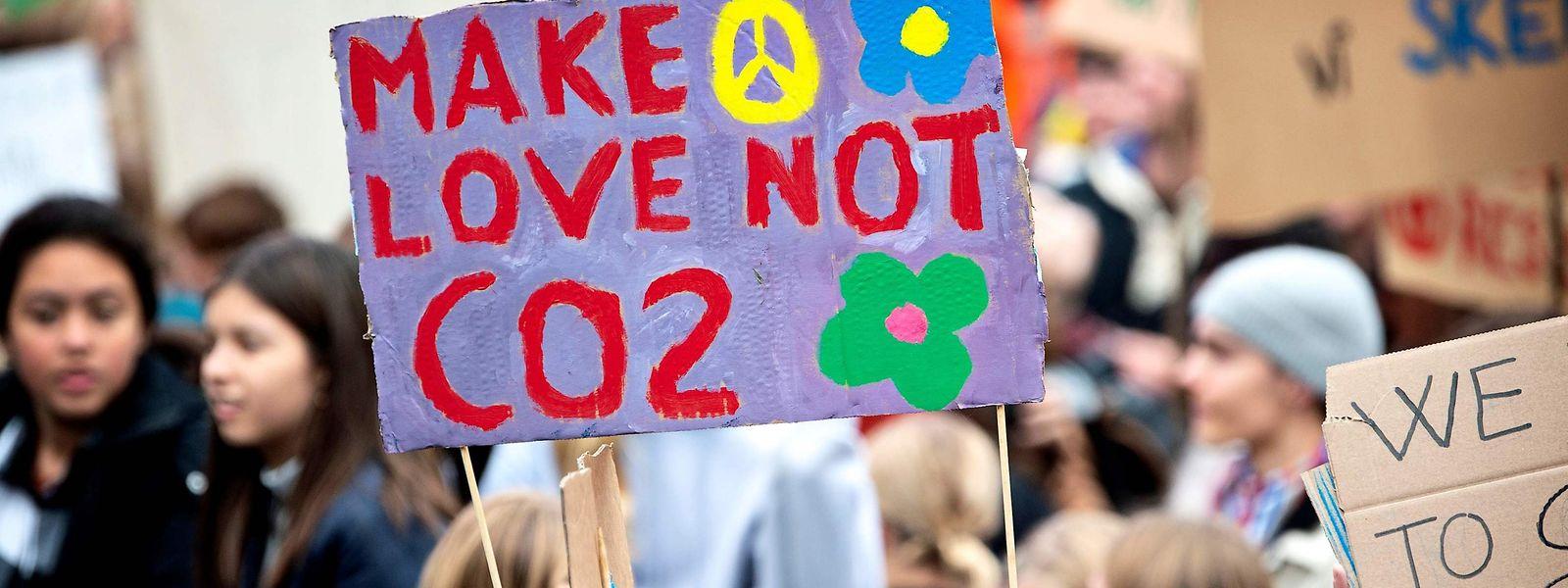 Am Freitag werden weltweit wieder Klimastreiks stattfinden.