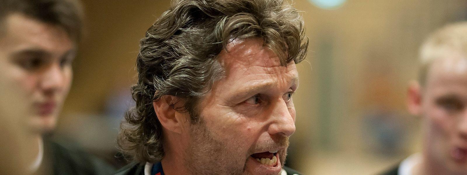 Werner Klöckner war bislang als Cotrainer von Markus Burger aktiv.