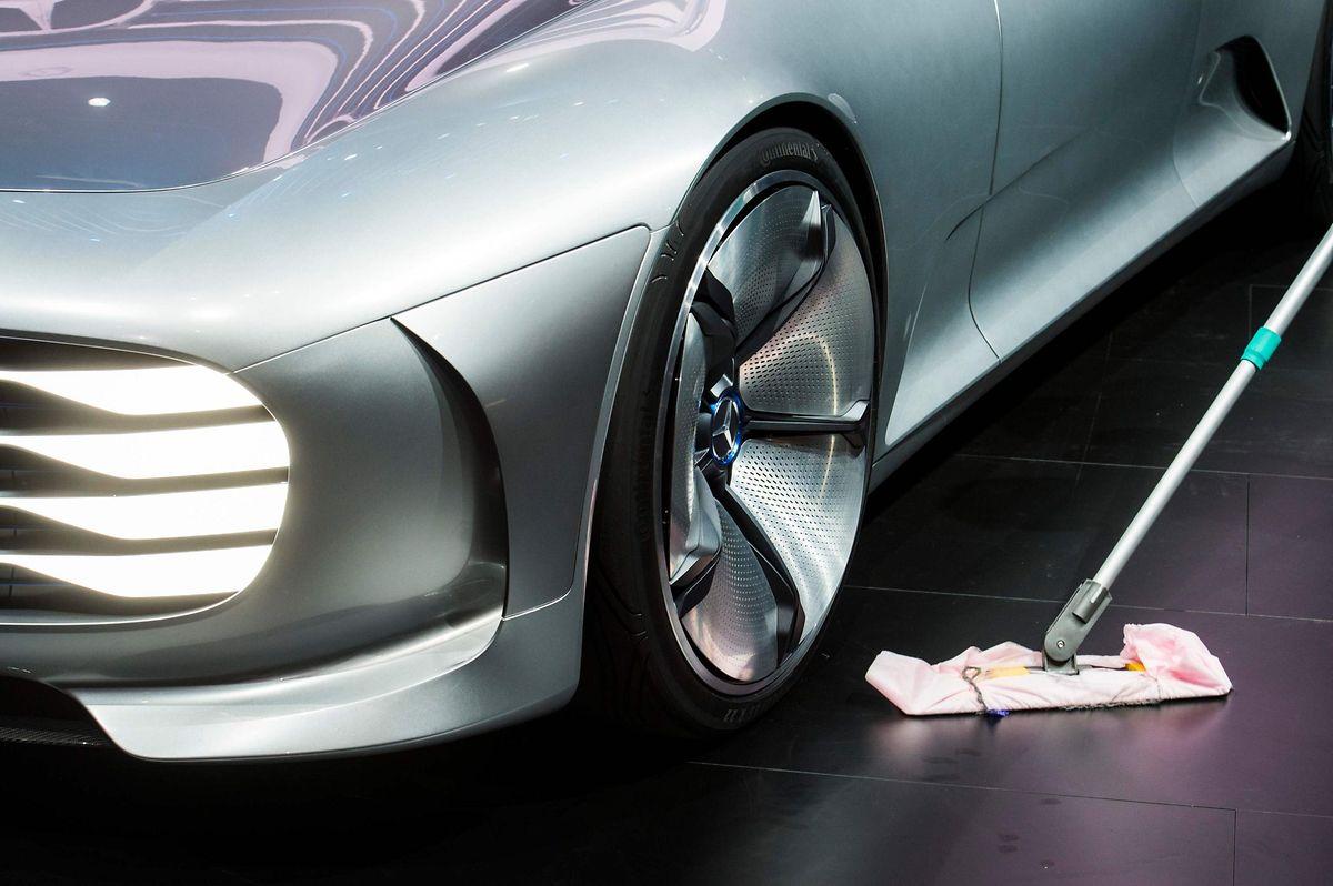 Etliche Aussteller kehren der IAA den Rücken - dieses Mal fehlen etwa Fiat, Peugeot, Citroën, Nissan, Tesla, Toyota und Volvo.