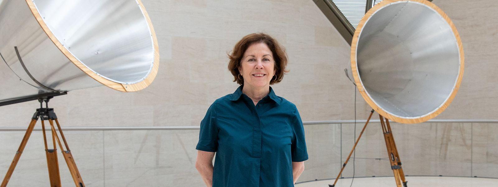 L'installation d'œuvres de William Kentridge fait partie des satisfactions du bilan de Suzanne Cotter.