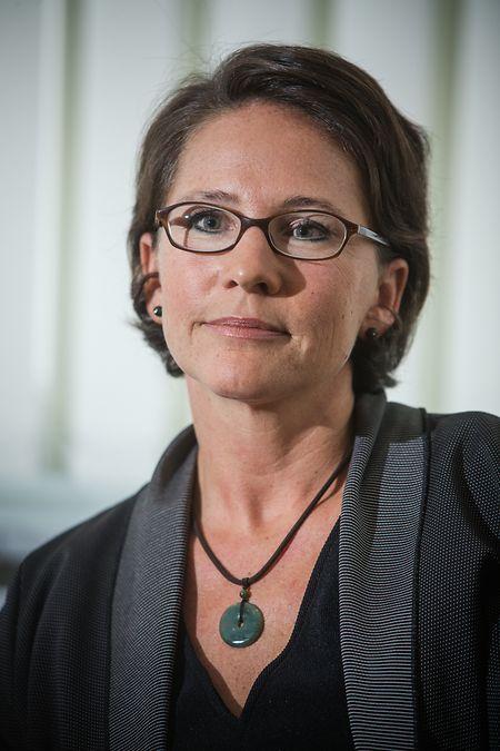 Yuriko Backes ist seit Mai 2020 Hofmarschallin.