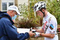 Bob Jungels. Cyclisme: Skoda Tour du Luxembourg. Steinfort. Foto: Stéphane Guillaume