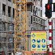 Chantier,Immobilien,Wohnraum,Bauarbeiten.Wohnungsbau, Foto:Gerry Huberty