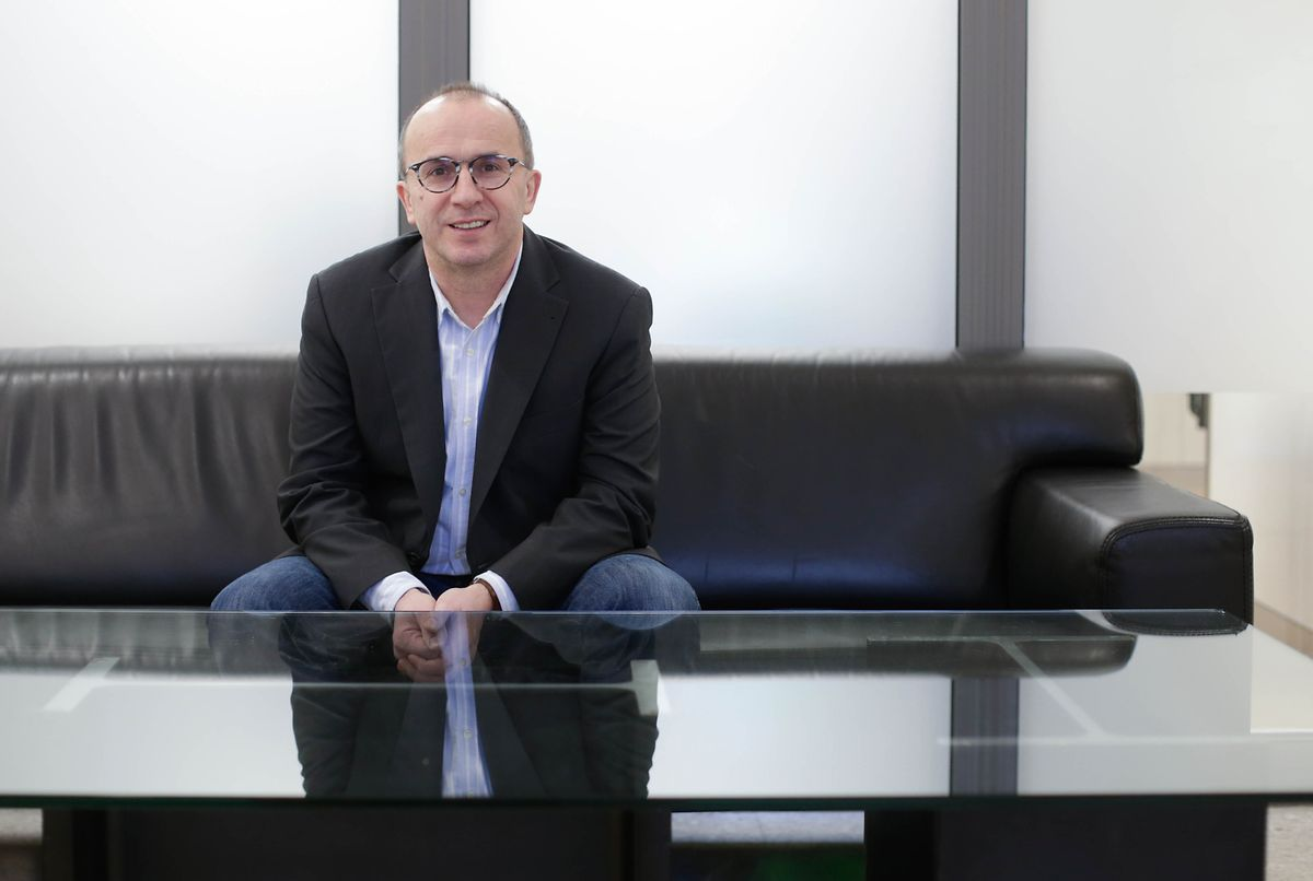 Roberto Traversini, député-maire de Differdange