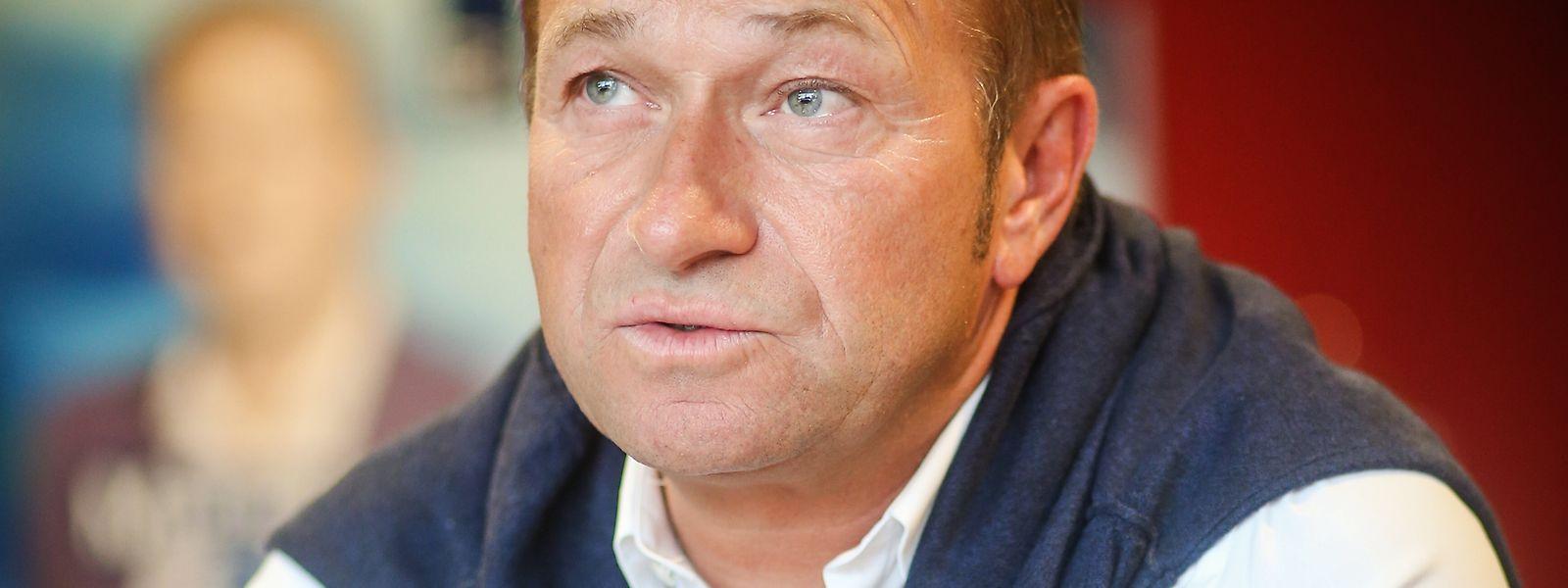 Frank Colabianchi trat 1987 in die DP ein und ist seit 2009 Bürgermeister von Bartringen.
