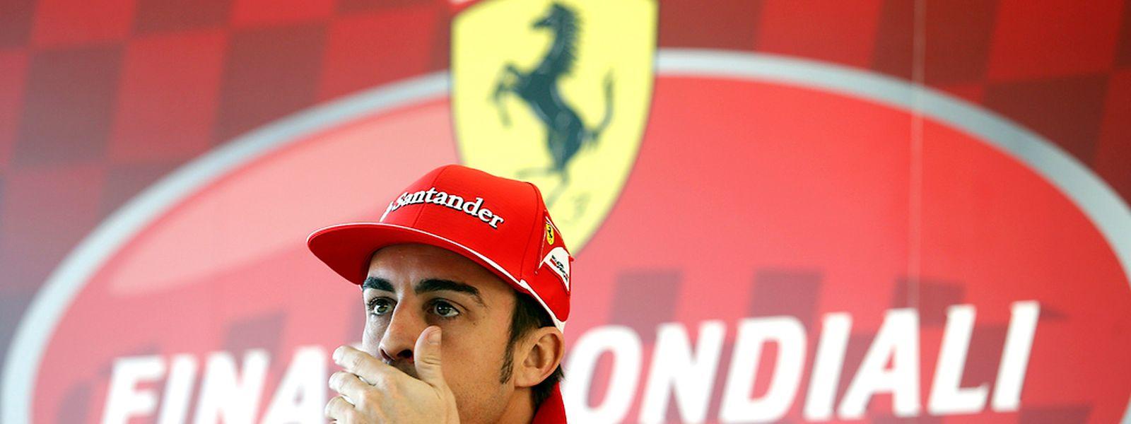 Fernando Alonsos Zukunft scheint geklärt.