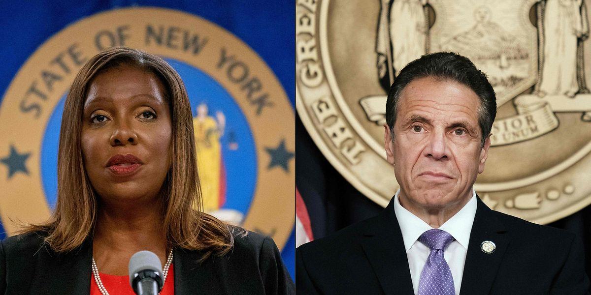 New Yorks Generalstaatsanwältin Letitia James stellte den Untersuchungsbericht diese Woche vor.