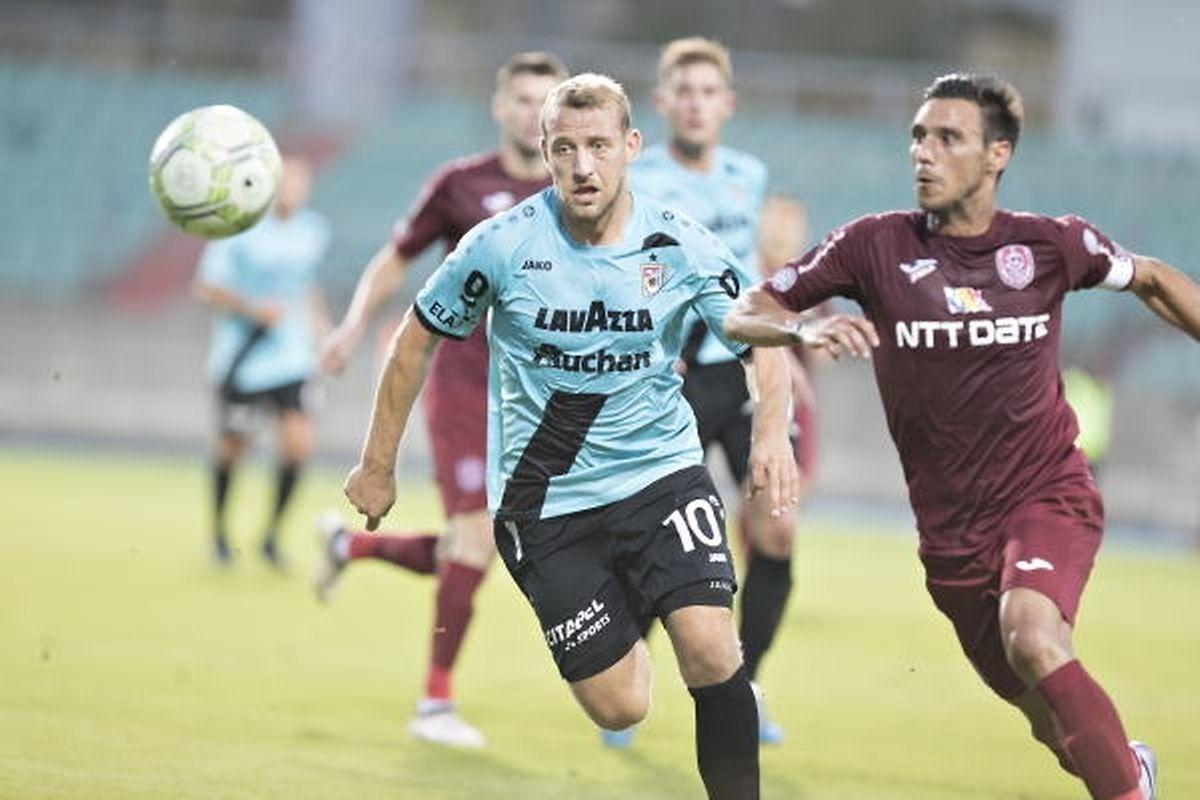 As duas vitórias frente ao Cluj demonstraram que o F91 Dudelange deu um passo em frente no panorama europeu.