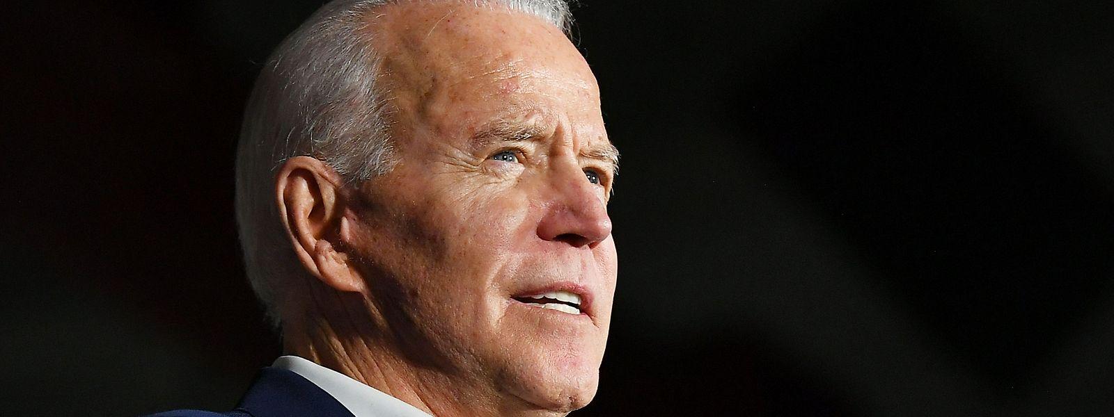 En Floride et dans l'Illinois, le modéré Joe Biden a remporté environ 60% des voix.
