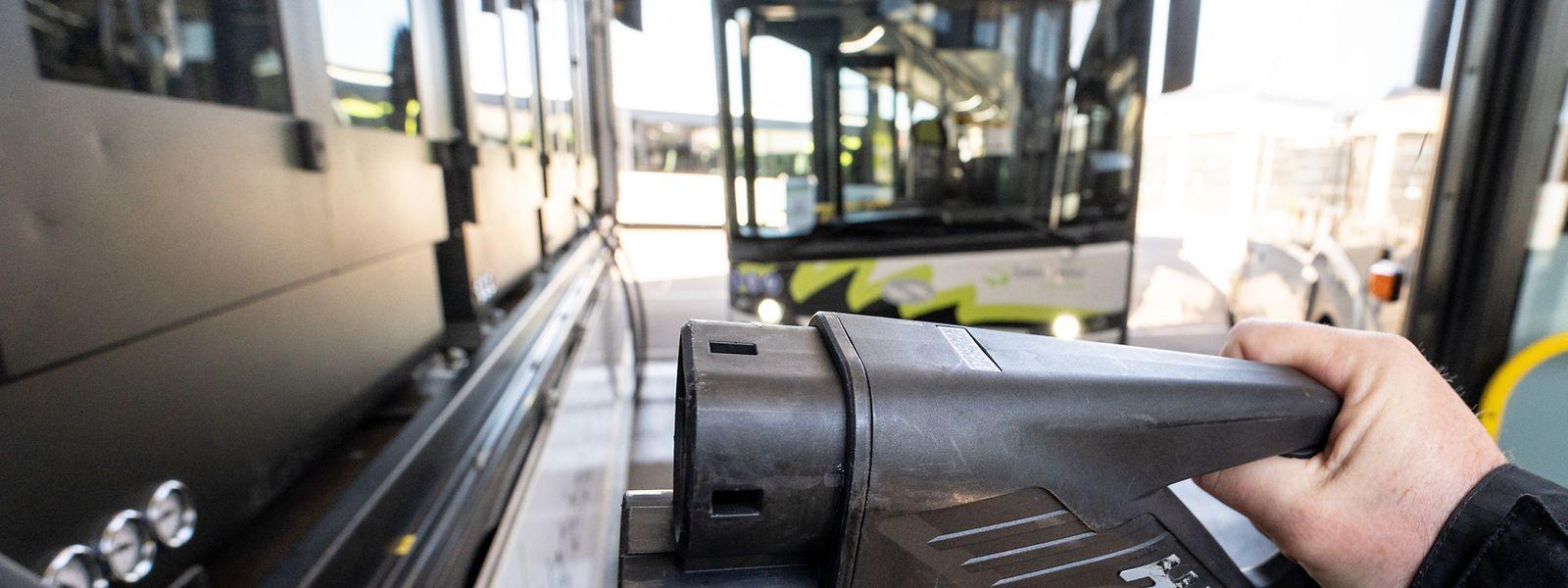 Der neue Ladeanhänger soll Tausende Fahrten zu den Betriebshöfen überflüssig machen, hofft Sales-Lentz.