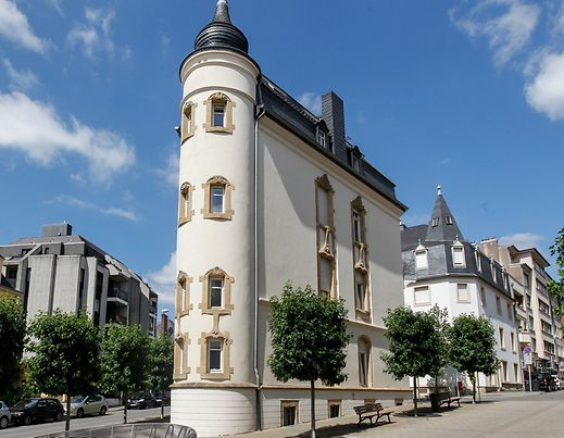 Luxemburger wort o dorment les tudiants au luxembourg for Caa luxembourg