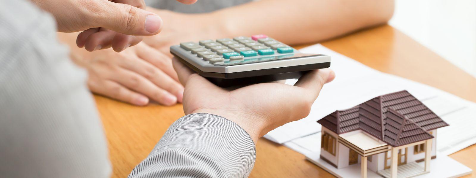 Près de 10,4 milliards d'euros de prêts immobiliers ont été octroyés en 2018 au Luxembourg.