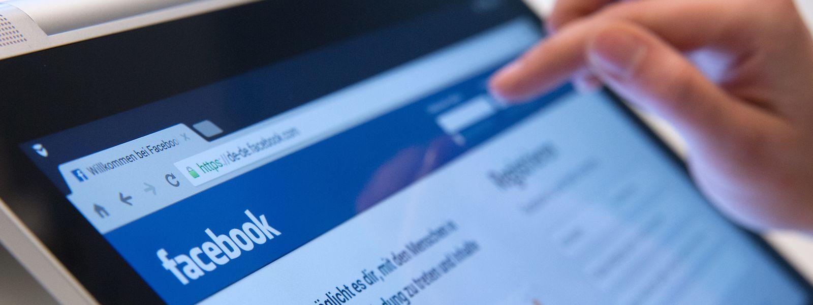 Facebook muss sich schwere Vorwürfe gefallen lassen.