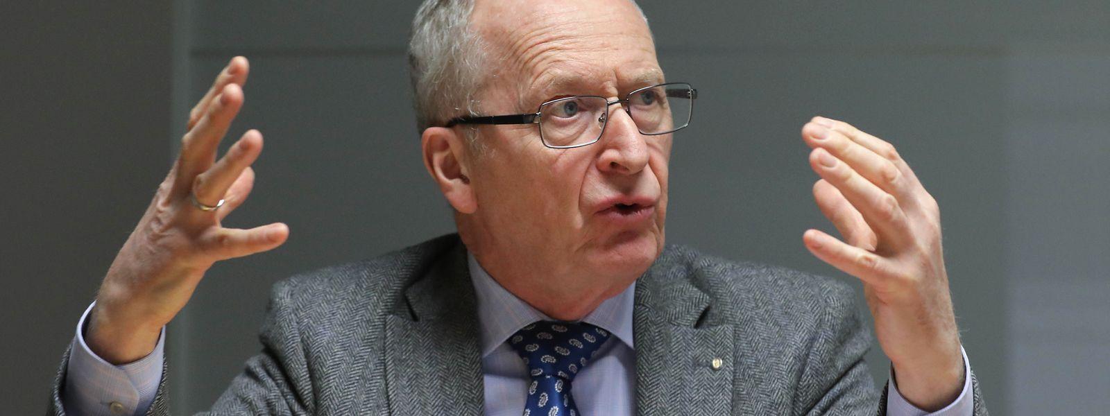 Führte die Luxemburger Börse vom Provinzdasein auf internationale Ebene: Michel Maquil.