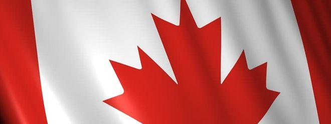 O Luxemburgo compra mais ao Canadá do que aquilo que vende.