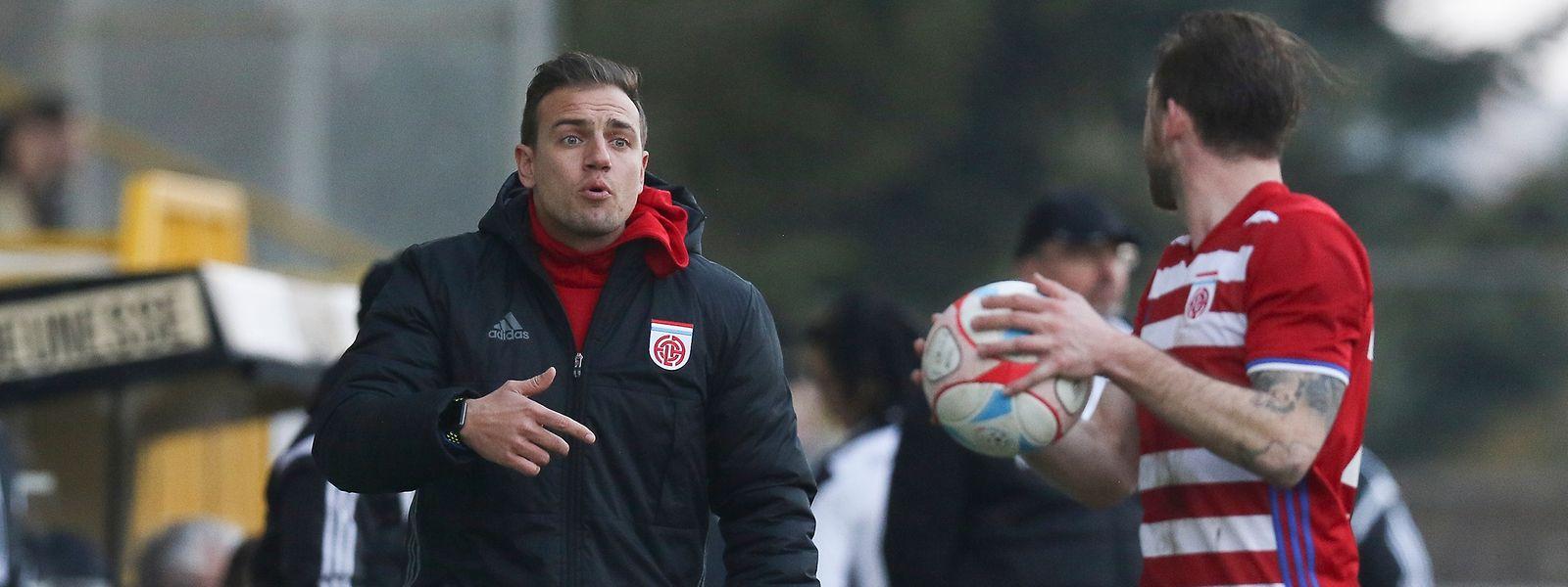 Trainer Thomas Klasen will mit Fola in der Erfolgsspur bleiben.