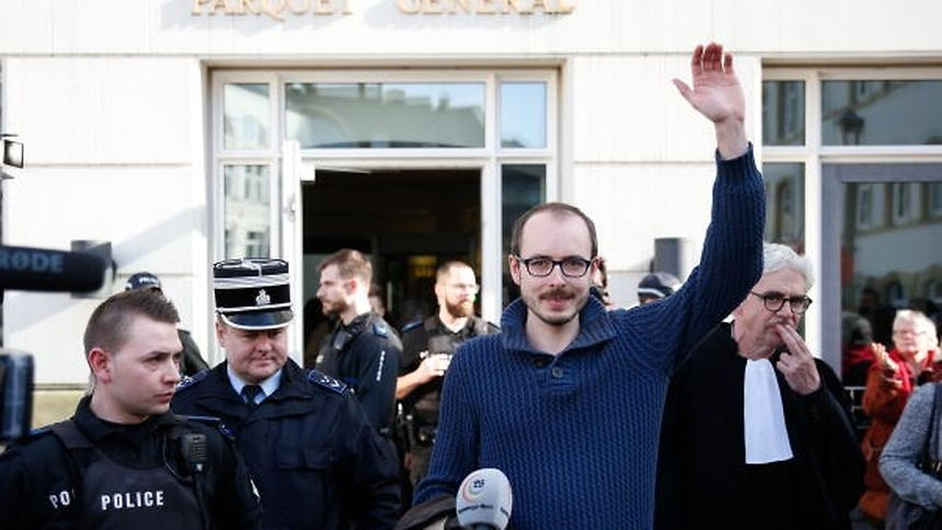 Antoine Deltour will appeal the decision passed on March 15