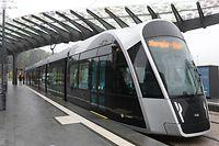 C'est dans l'optique du passage du tram rapide reliant le Kirchberg à Belval que sont réalisés en ce moment les travaux à hauteur de la bretelle de Pontpierre sur l'A4