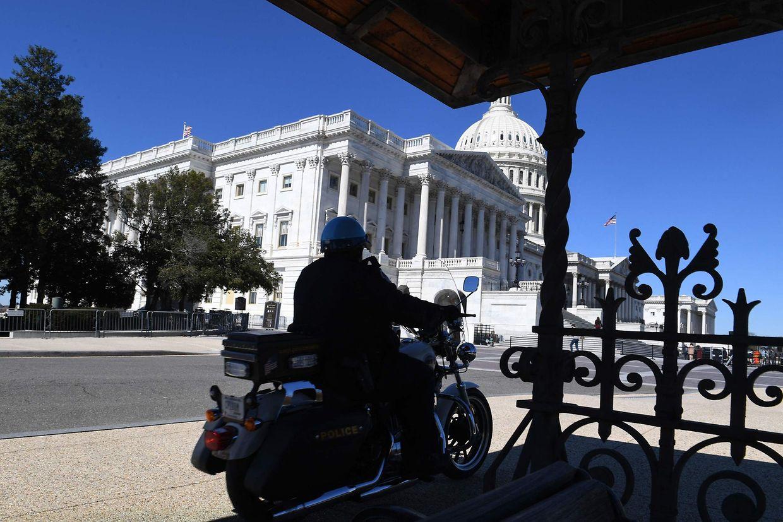 Pläne für erneuten Sturm auf Kapitol aufgetaucht