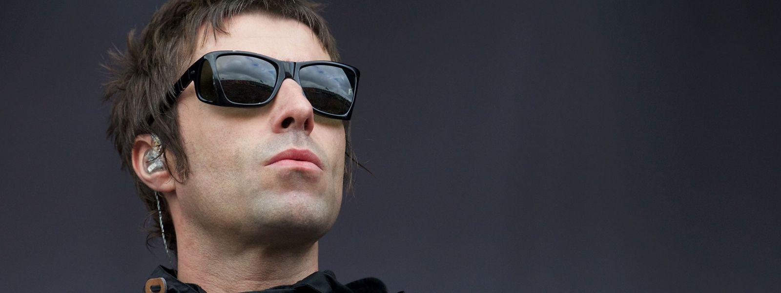 Liam Gallagher war der Frontmann von Oasis.