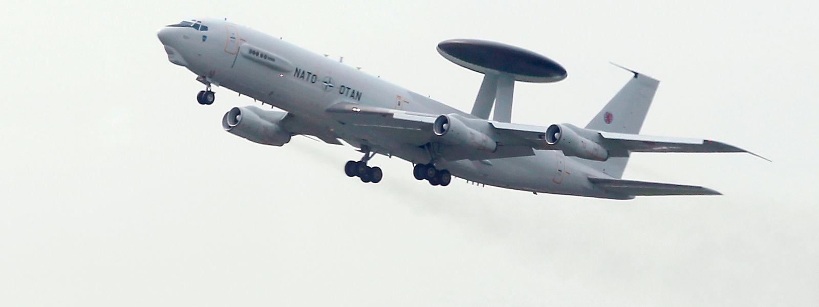 Die 707-Maschinen der Nato sind in die Jahre gekommen, sollen aber bis 2035 in Dienst bleiben.