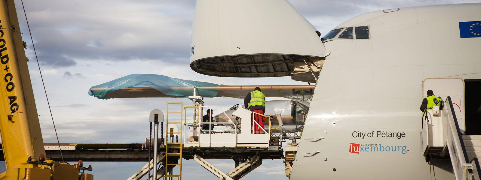 Cargolux rentabilise ses vols par des escales intermédiaires, notamment au Royaume-Uni. Qu'en sera-t-il si un Brexit sans accord intervient?