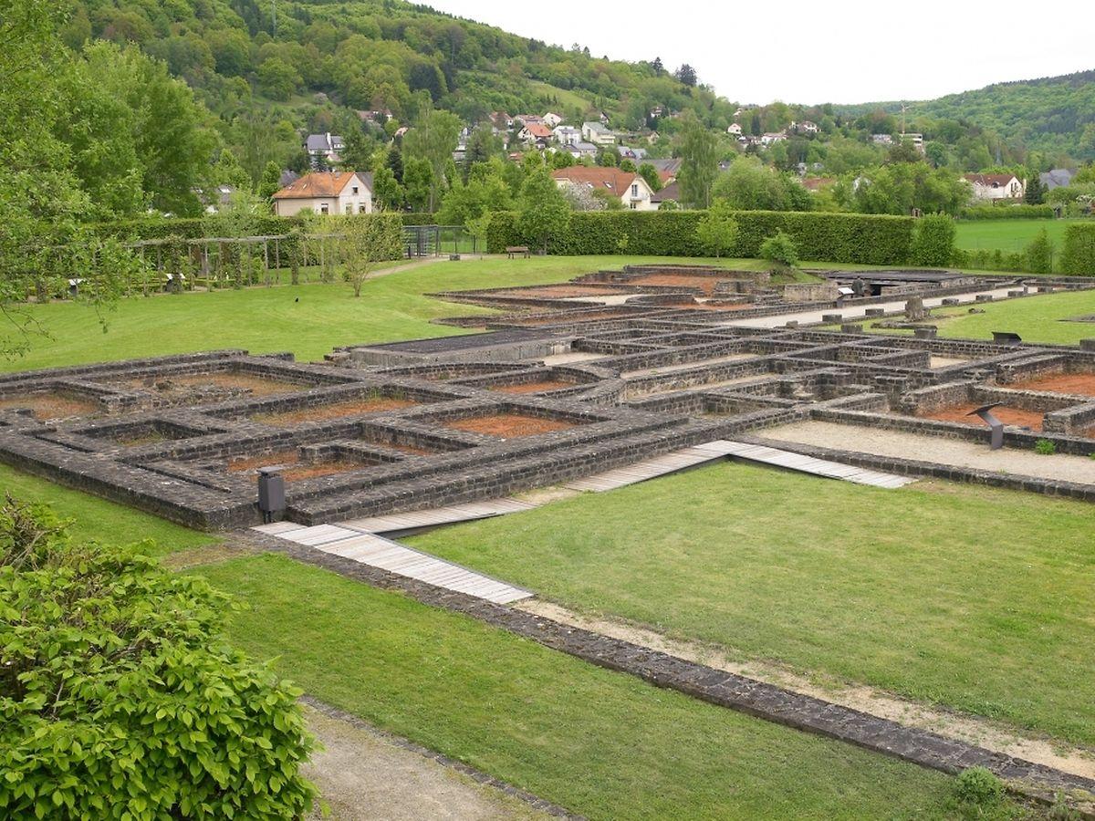 Echternach's Roman Villa